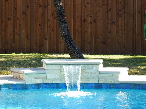 Fountain Catch Basin